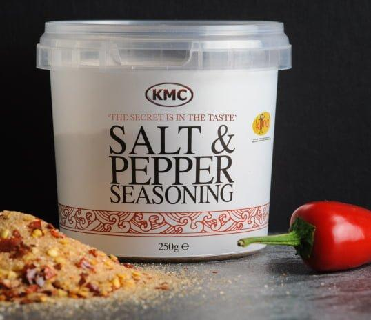 kmc salt and pepper seasoning